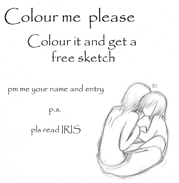 COLOUR ME PLS