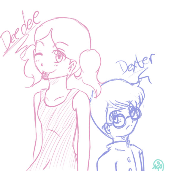 Dexter and Deedee