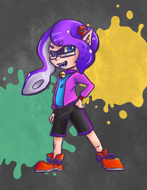 Splatoon Craze