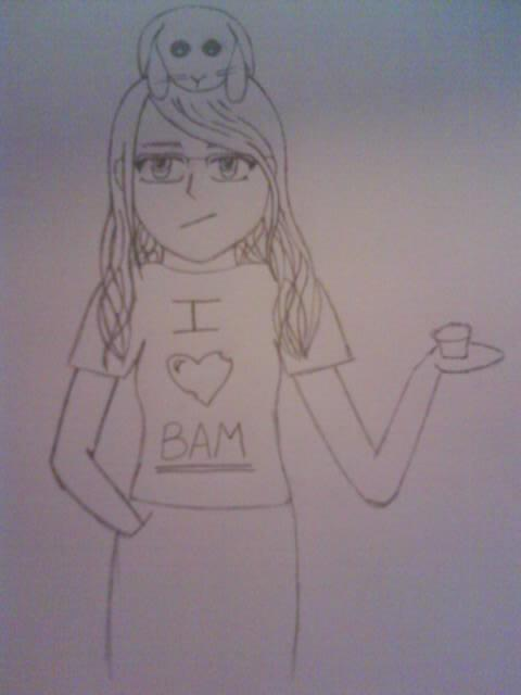 Me And Bam Fanart