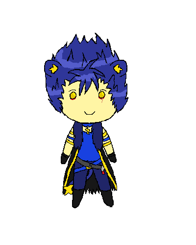 Lux Chibi (new outfit)