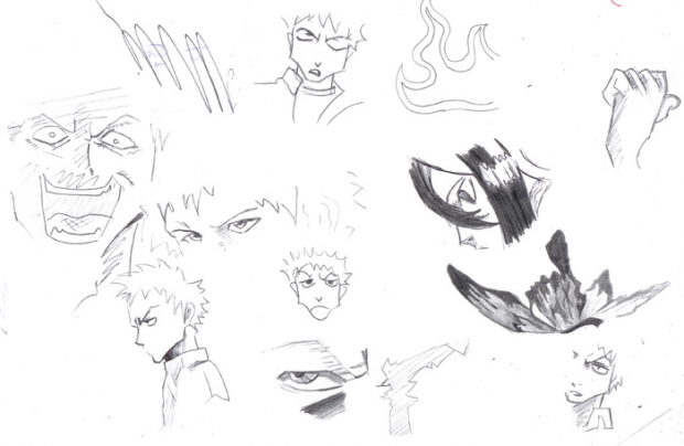 Bleach - Sketches