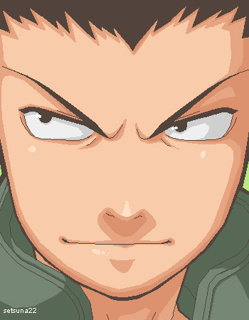 Shikamaru- The Deer