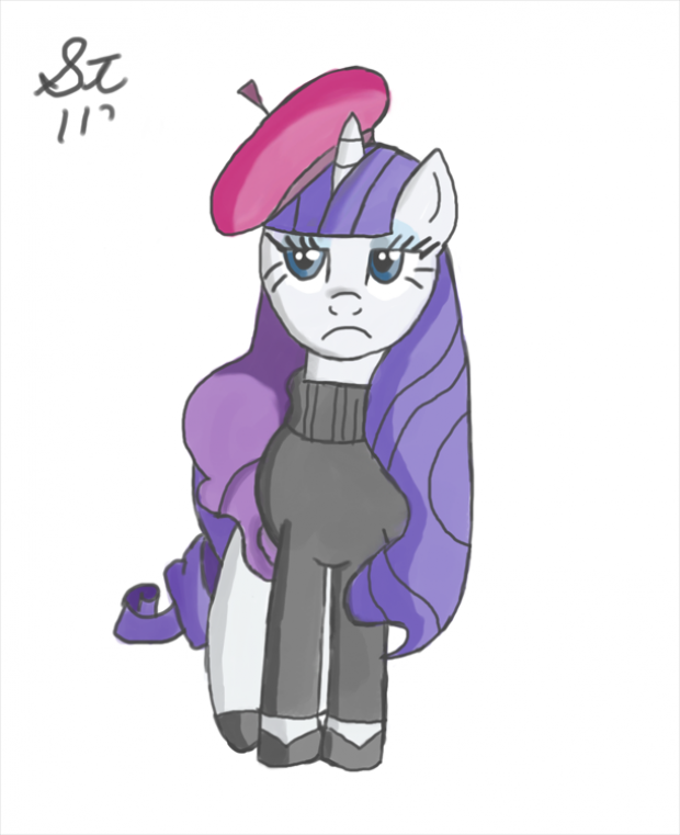 French Beret Rarity