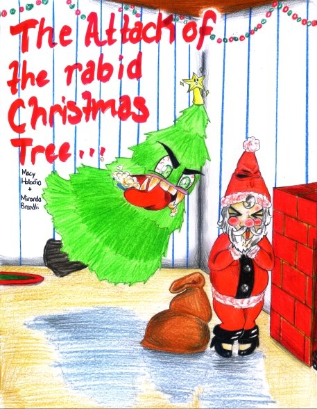 The Attack of the Rabid Christmas Tree