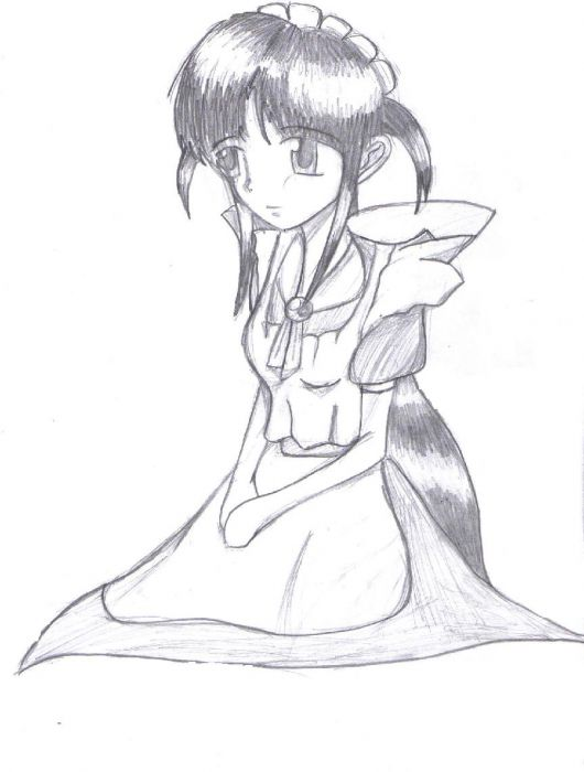 .::in Memory Of A Maid::.