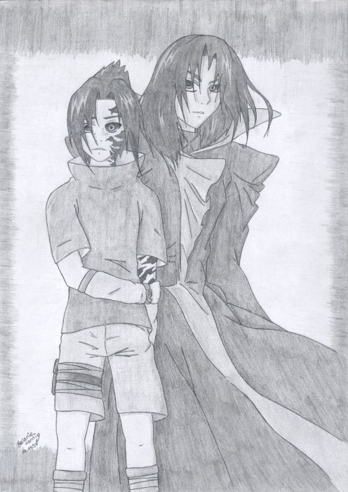 Sasuke And Darcia