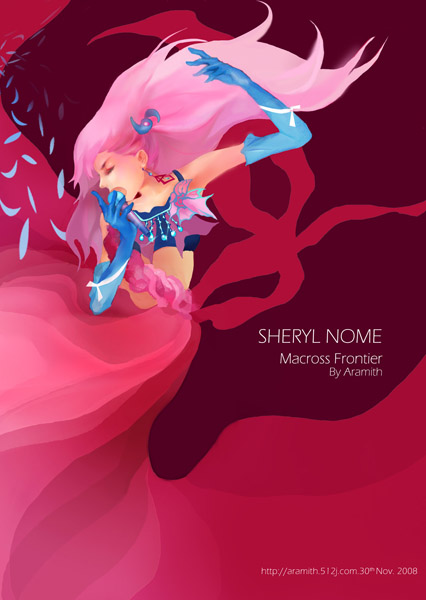 Sheryl Nome is singing