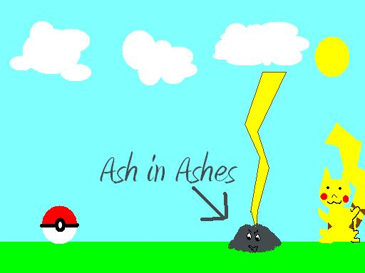 Ash in Ashes
