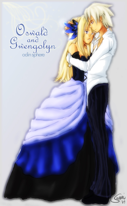 Gwendolyn And Oswald