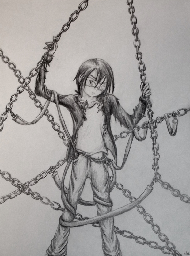 Chained Demon