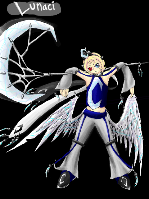 Moon Scythes Are Pretty