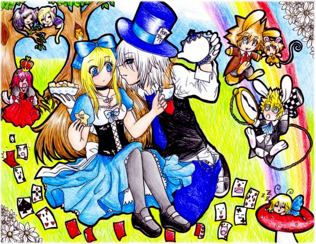 +~*..Sayoko in Wonderland..* ~+