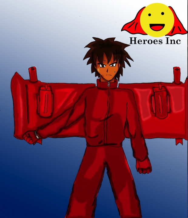 Heroes Inc suit Turbo mode