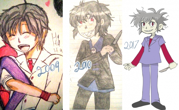 character evolution [1]