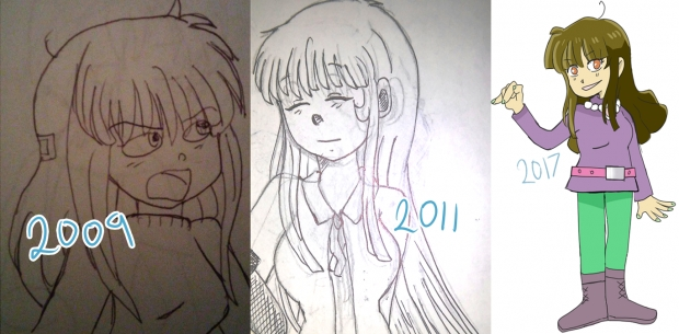 character evolution [6]