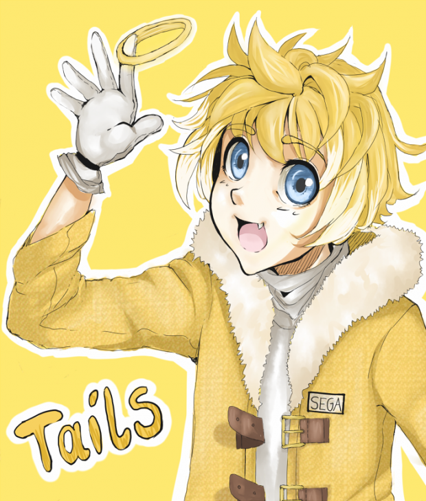 Human Tails