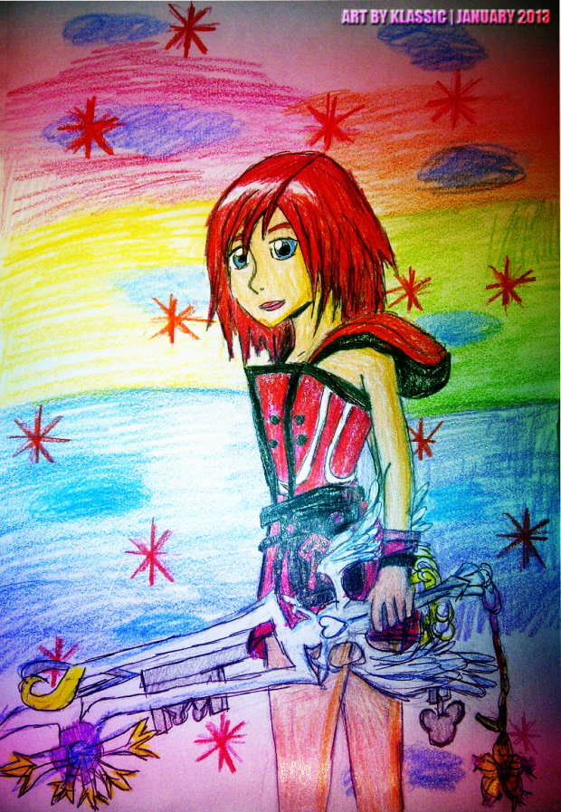 Kairi~ Radiant Princess