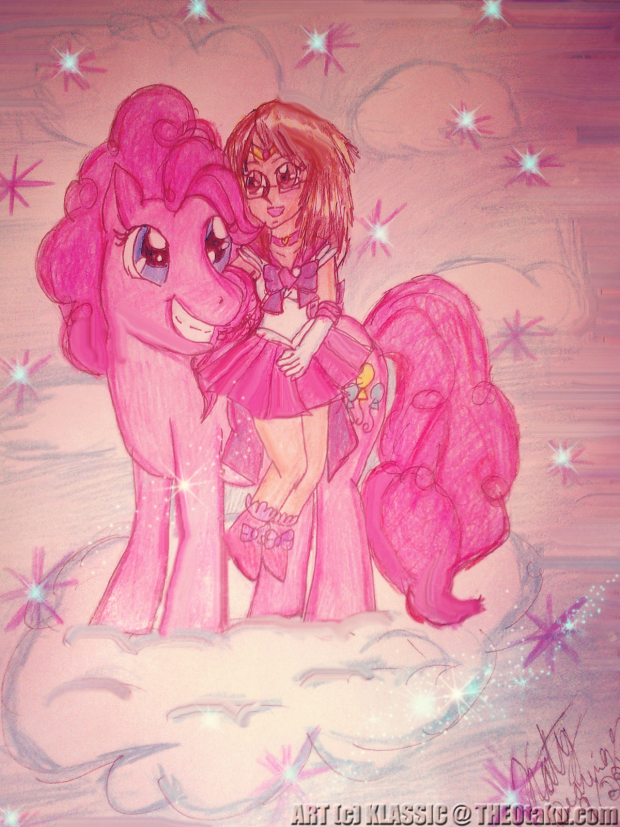 Pinkie Pie ft. Sailor Lileeboo