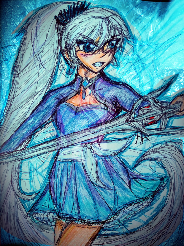 Weiss Faces her Fears....