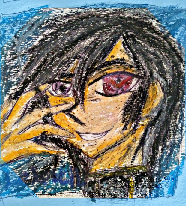 Lelouch Portrait Thing...