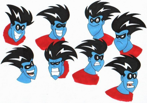 Freakazoid cleaned up001col01