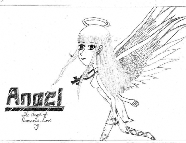 Anael-The angel of Romantic Love