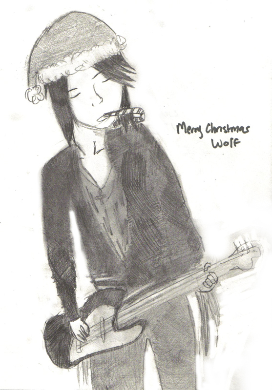 Merry Christmas Wolf! - Hyde