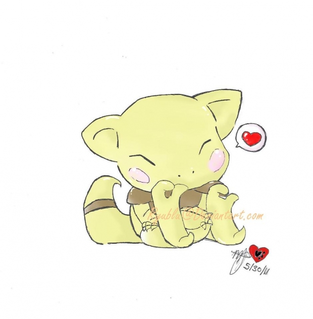 .Abel the Shiny Abra.