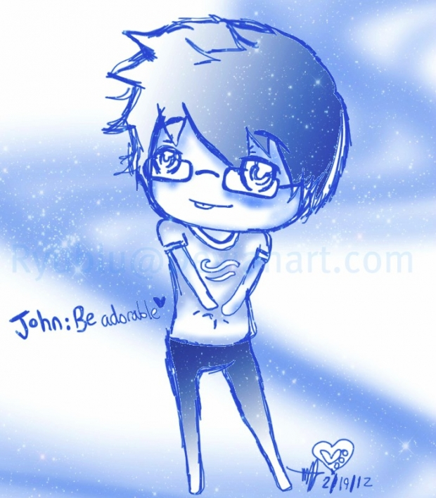 John: Be Adorable