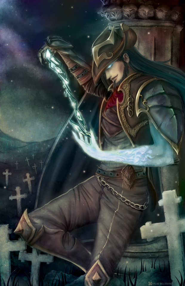 Twisted Fate - Card Master