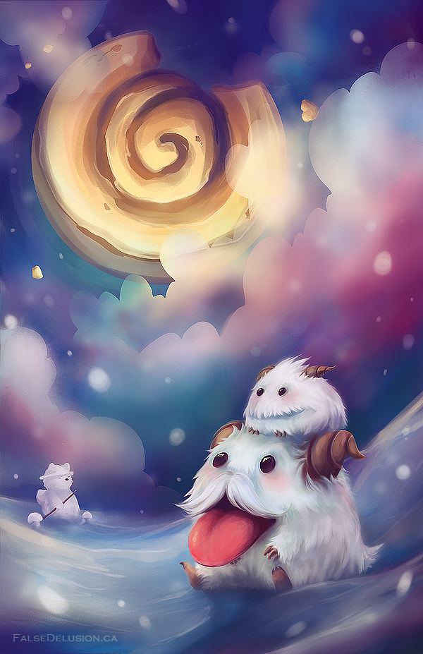 Poro wants cookie