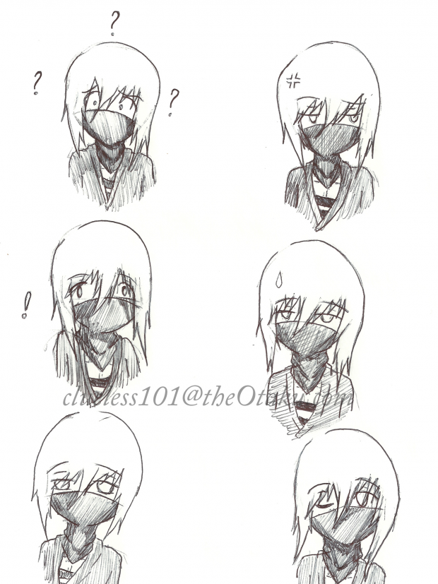 The Many faces of Vic