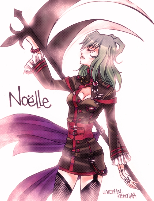 Noëlle and Alchemy