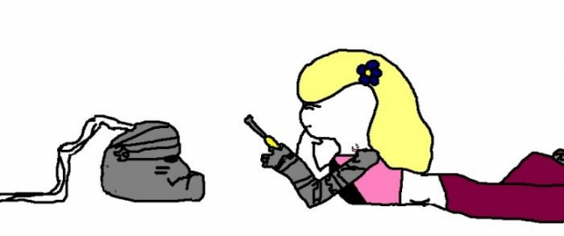 Emma And Al Done On Paint