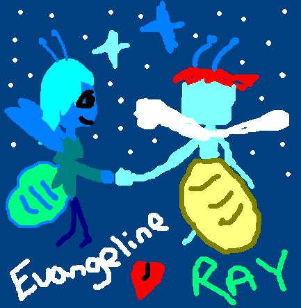 Ray's Happy Ending :3