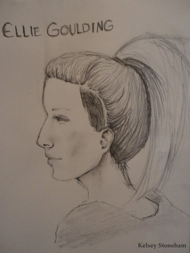 Ellie Goulding sketch