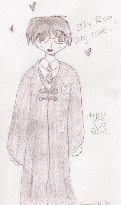 Gay Harry...