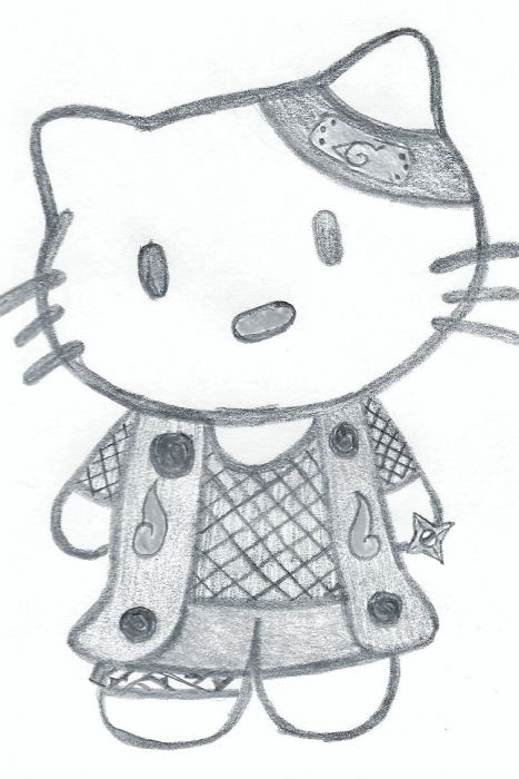 Ninja Hello Kitty