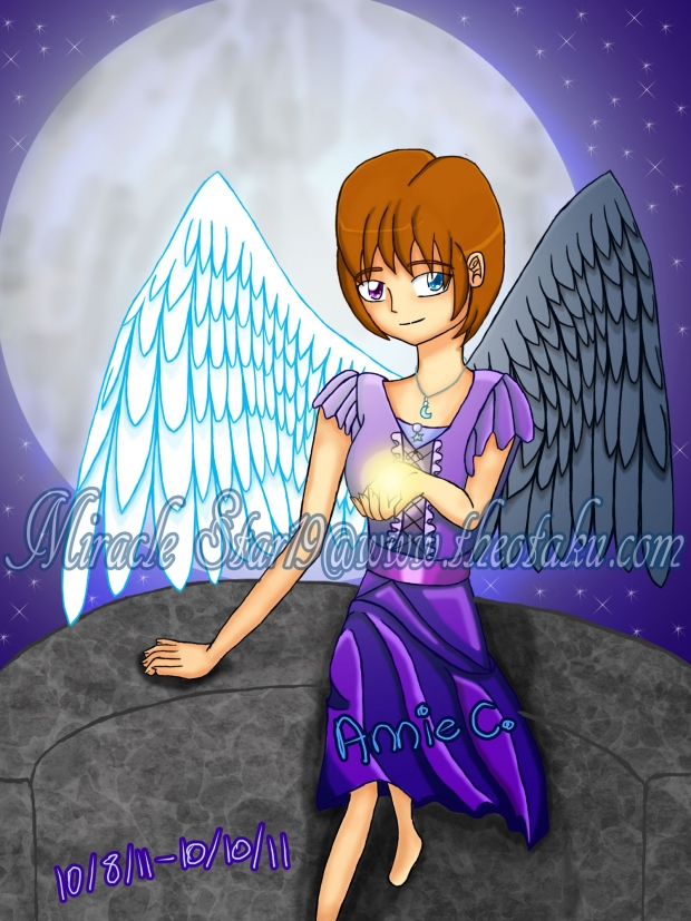 The Angel of the Night (re-new)
