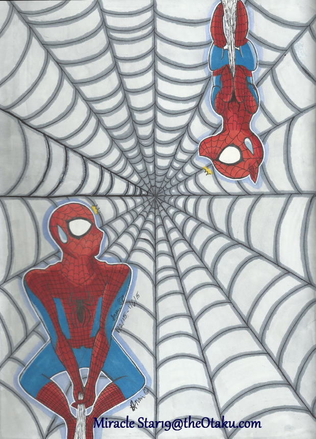 Spidey-who?