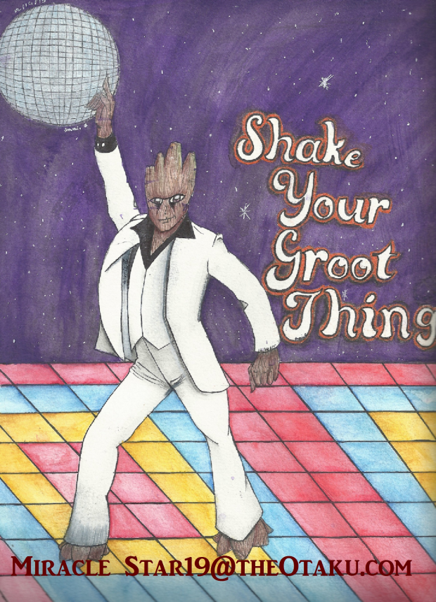 ~Shake your Groot thing~