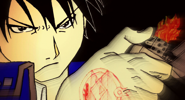 Roy Mustang 2nd