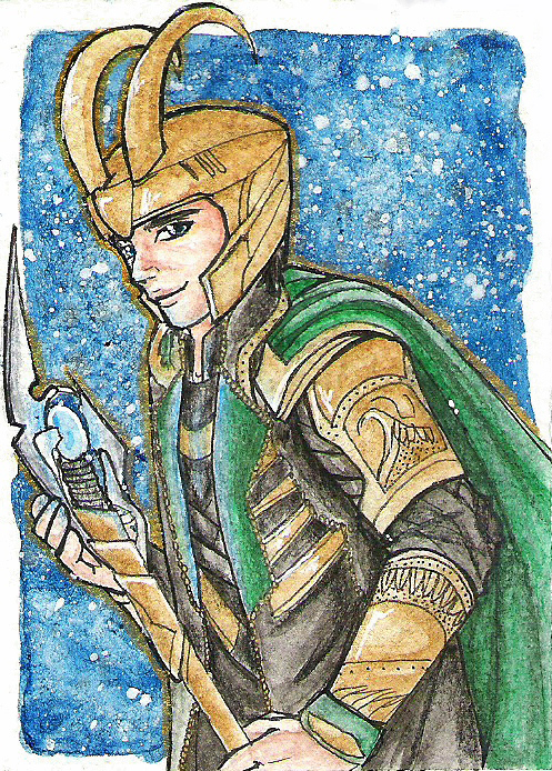 ATC #86 - The God of Mischief