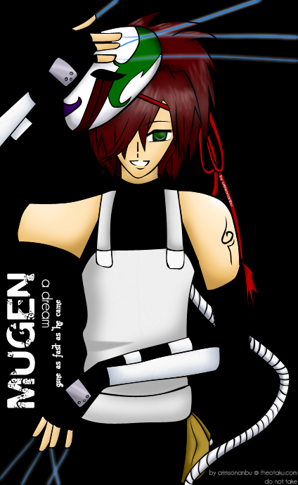 mugen. the dark side.