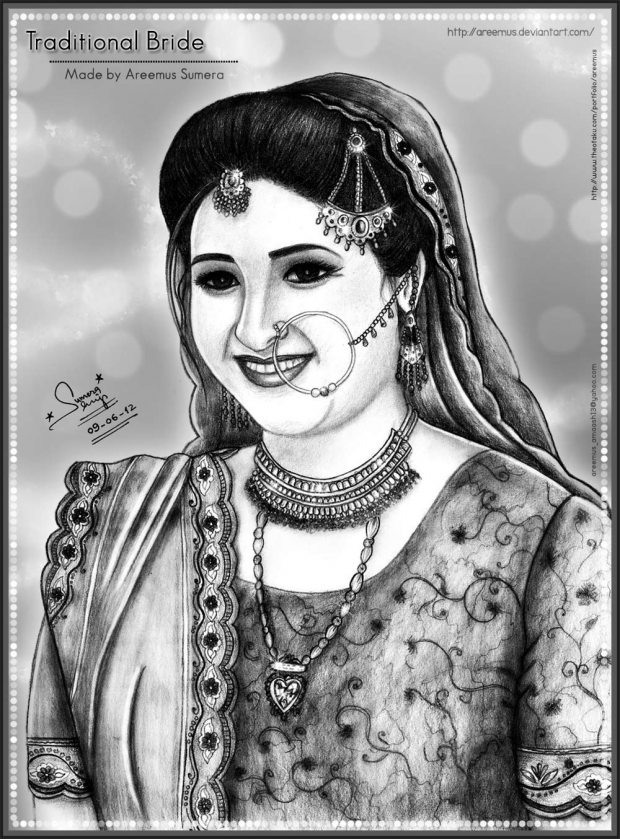 Traditional Bride