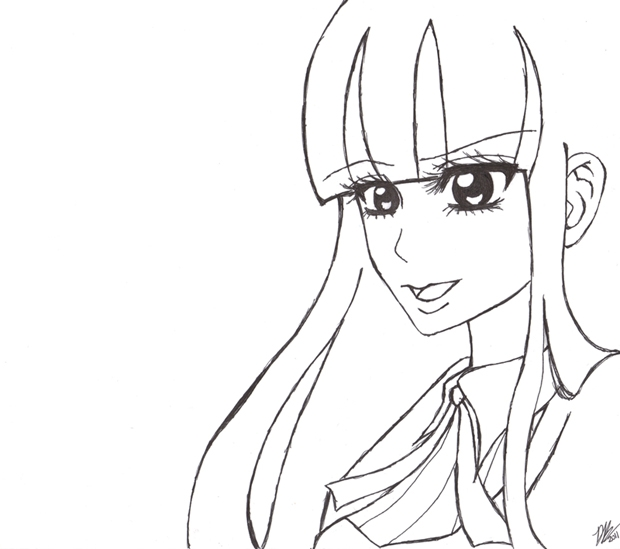 Stocking Lineart