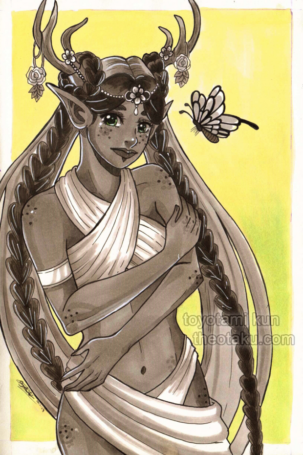 Forest Nymph.