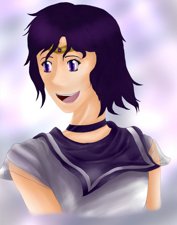 Sailor Saturn~requested again~