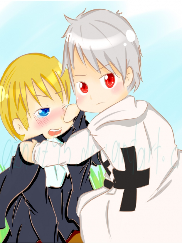 APH : HRE and Prussia